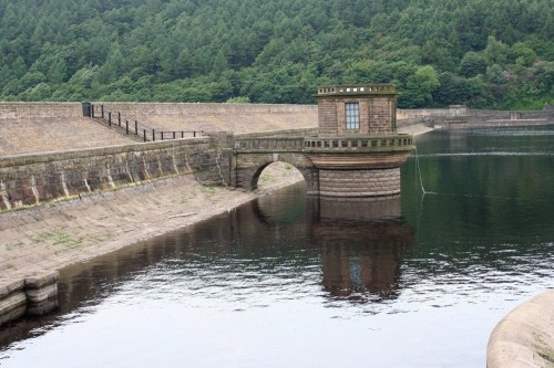 Ladybower Reservoir Portal to other worlds
