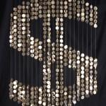 coin collage dollar