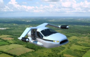 flying car that can take-off from standing still