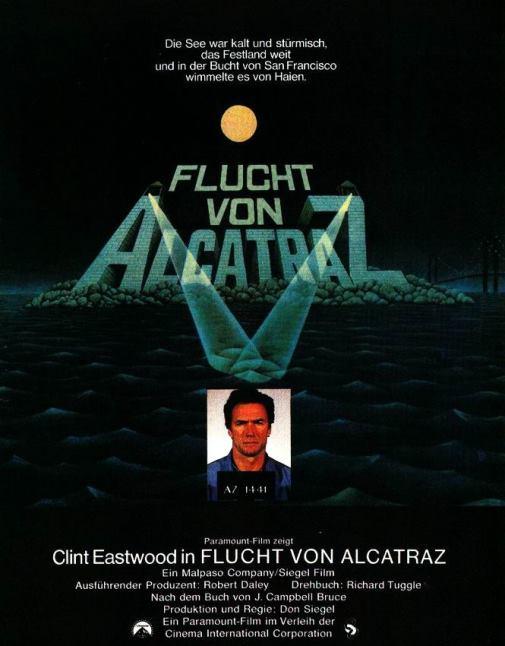 Escape from Alcatraz