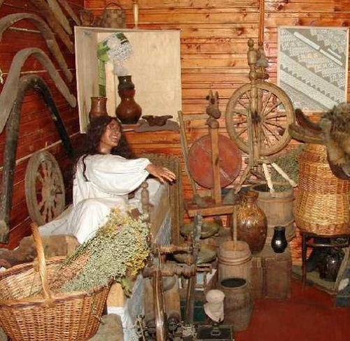 Museum of myths and superstitions of Russian people