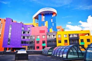 Building of the Federal Research and Clinical Center of Pediatric Hematology, Oncology and Immunology, Moscow, Russia