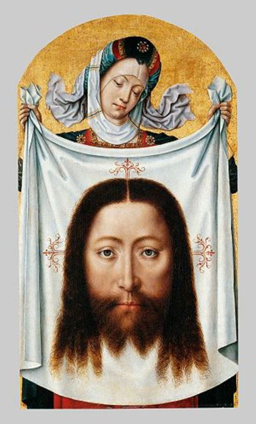 Secrets of the miraculous Veil of Veronica