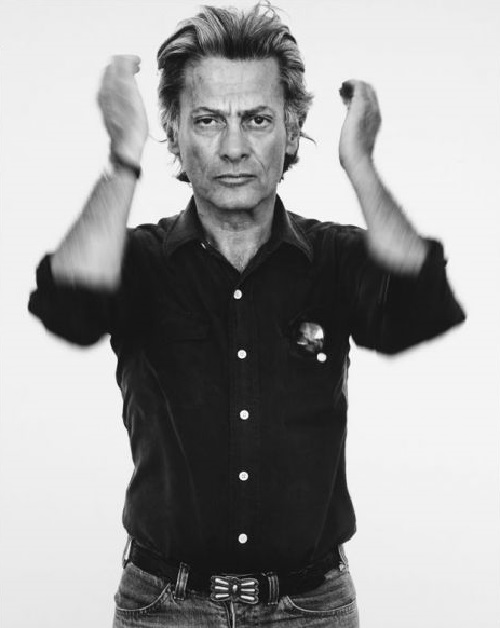 Innovative photographer Richard Avedon