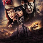 2013 Western Film The Lone Ranger