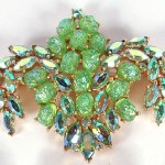Trifari vintage costume jewelry