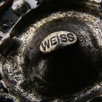 Weiss vintage retro rhinestone sparkle costume jewel (weiss signature)