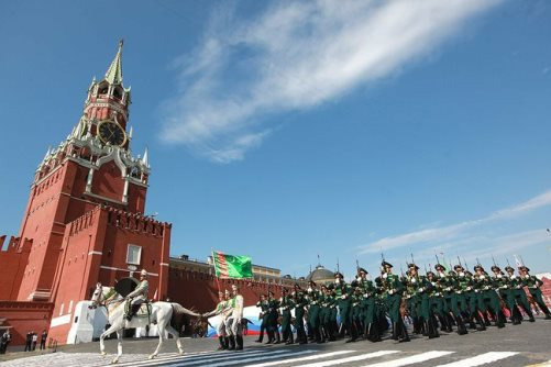 2010 Moscow Victory Day Parade