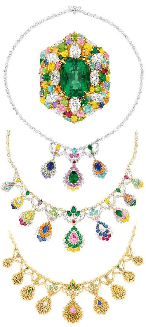Cher Dior Fascinante necklaces