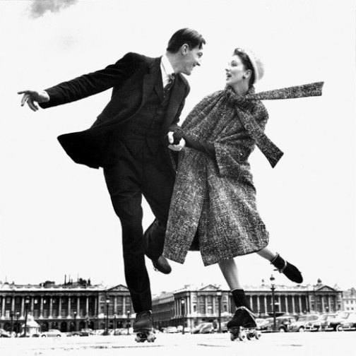 photo of Suzy Parker and Robin Tattersall, sold for $297,000 at Christie's
