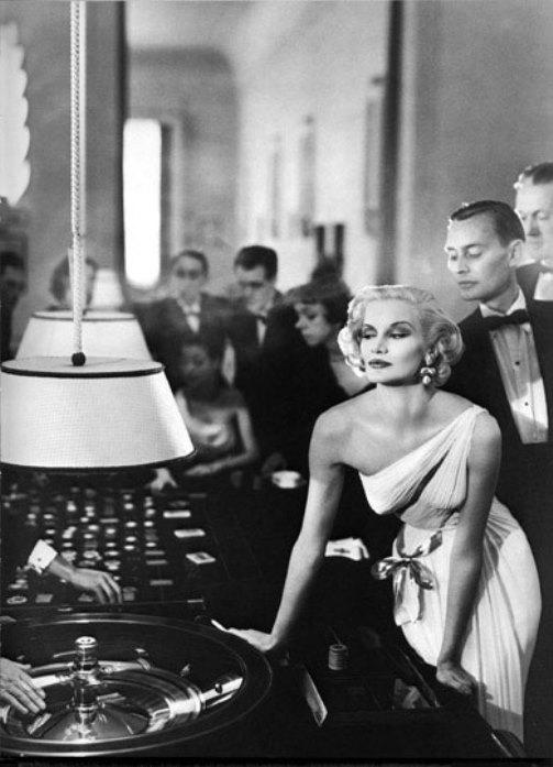 Sunny Harnett, 1954