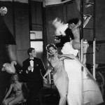 Suzy Parker at the Folies-Bergere 1957