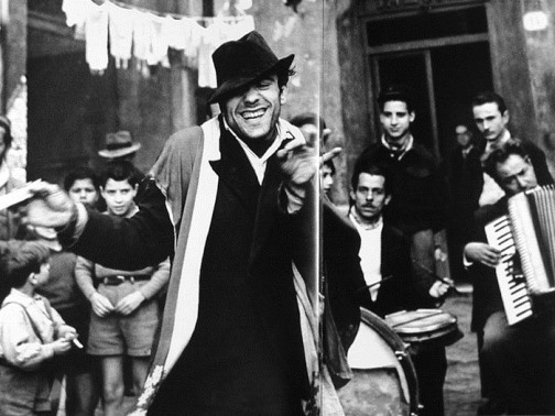 The man in the hat 1948