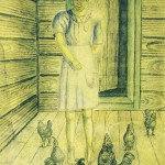 Russian artist Ivan Selivanov