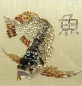Arowana (dragon fish)