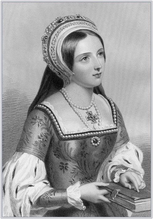 Catherine Parr Medieval and Renaissance beauties
