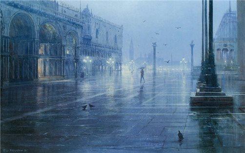 Christmas Eve-Venice