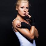 Barbie Thai boxing champion Ekaterina Vandaryeva