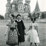 Femininity and elegance, the keys to the success of Dior, was moved to the Russian capital in 1959