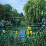 Giverny Pond-Early Summer