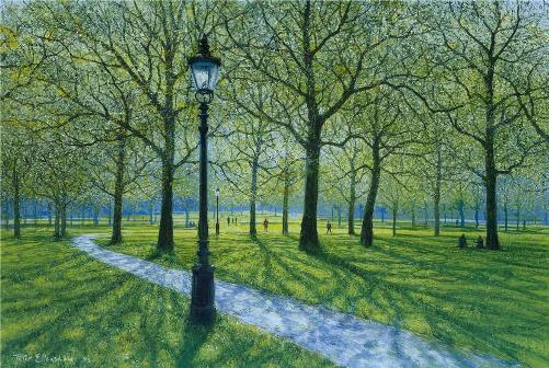 Green Park-London