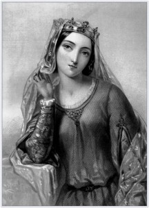 Isabella of Angouleme (1188 - 4 June 1246)
