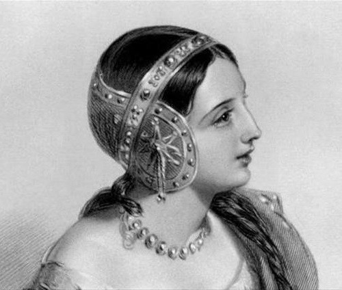 Isabella of France (9 November 1389 – 13 September 1409)