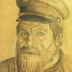 Lineman. Self-Portrait.