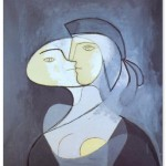 Marie Therese - full face and profile. 1931
