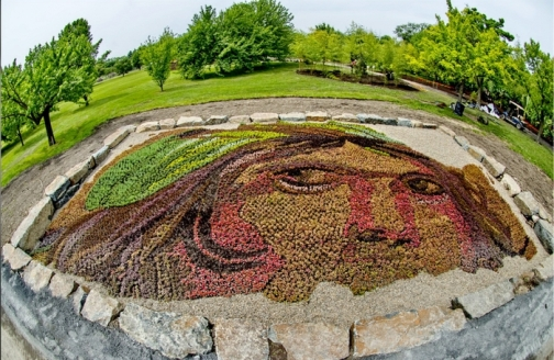 Mosaicultures Internationales Montreal 2013 – Land of Hope