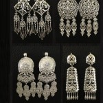 New collection From Siberia with love. Long and original earrings
