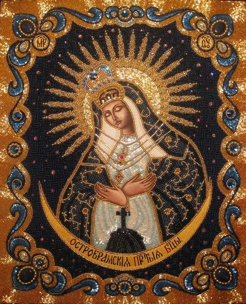 Ostraja Brama Icon