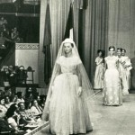 Parade of Dior at the club 'Les Ailes Du Soviet' of Moscow, 1959.