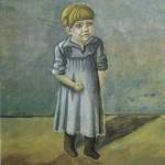 Portrait of a girl, 1960