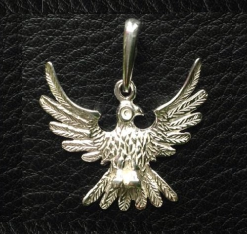 Silver Pendants, Charms From Siberia with love
