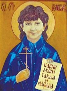 Slavik of Chebarkul, Russian angel