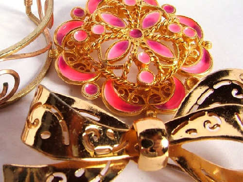 Trifari jewelry