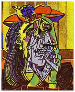 Weeping Woman (Dora) 1937