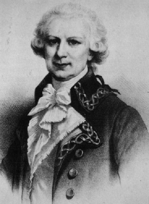 Louis Antoine de Bougainville (1729-1811)