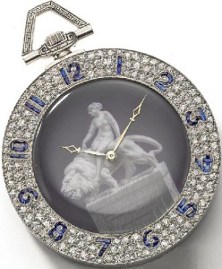 1927. Antique jewelry watches