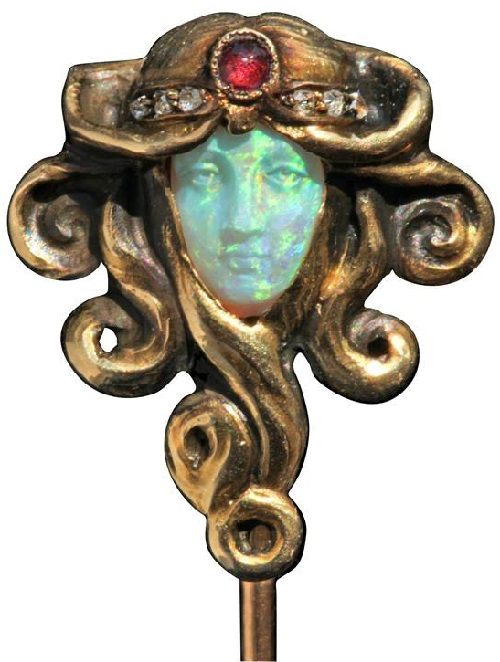 jewelry by Wilhelm Lucas von Cranach