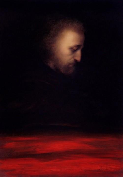 Artist Olga Akasi - spirit of eternity