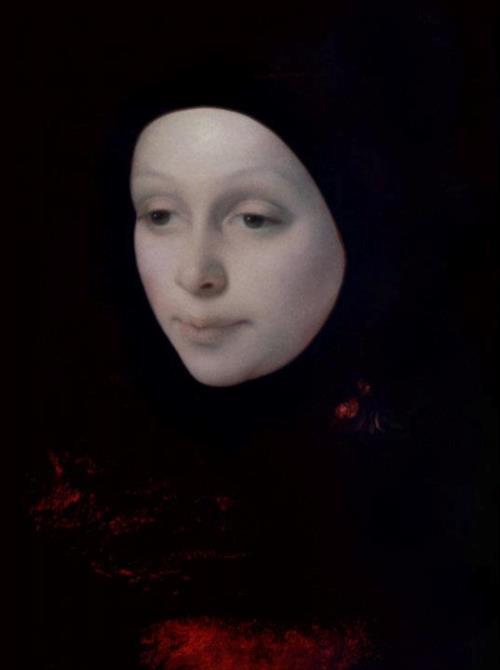 Artist Olga Akasi spirit of eternity