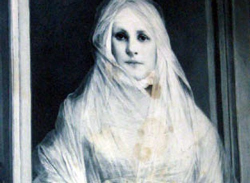 Famous Petersburg Ghosts. White Lady