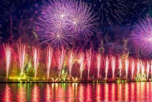 Scarlet Sails celebration in St. Petersburg