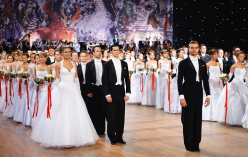 Vienna Ball Moscow