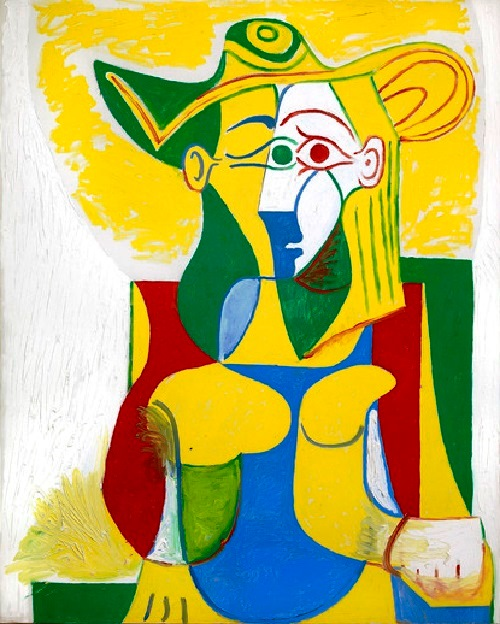 Last muse of Picasso Jacqueline Roque