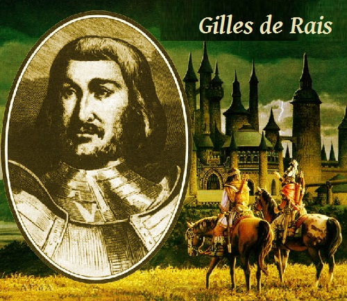 Bluebeard prototype Gilles de Rais