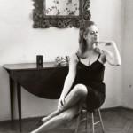 Beautiful Polish actress Beata Tyszkiewicz