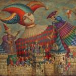 Painting by Russian artist Sergey Ivchenko